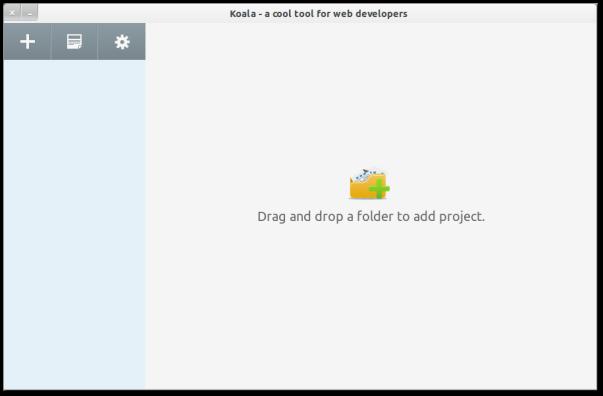 Koala, compilador LESS, Sass y Coffeescript.